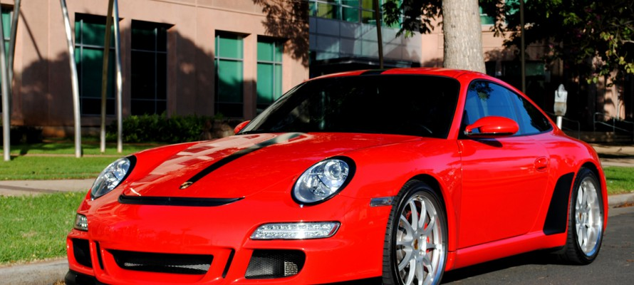 Porsche 997 Carrera C2S