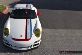 Porsche GT3RS Wrap Makeover – San Diego