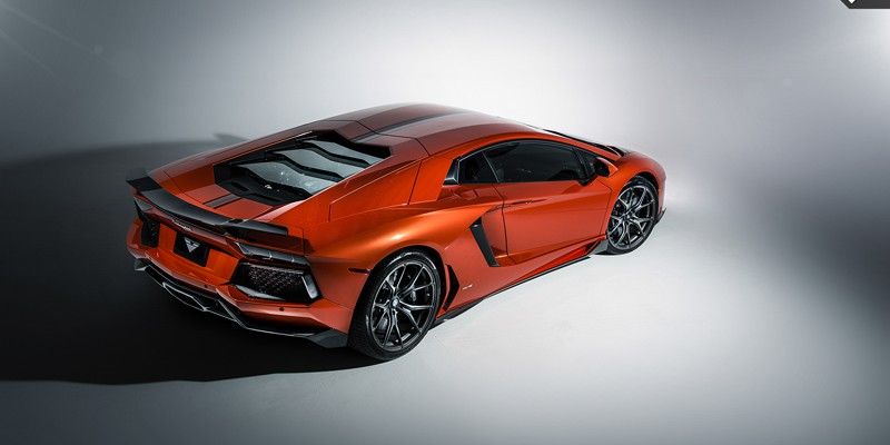 Lamborghini Aventador Stripe Kit