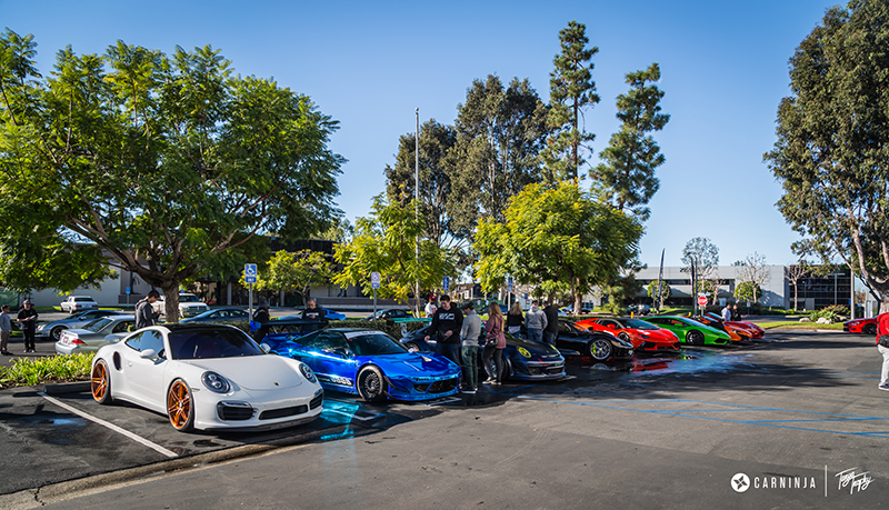 Exotic Car Rally