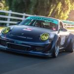 Porsche GT3 Rolling Shot