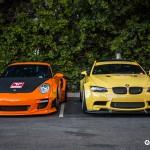 Porsche, BMW