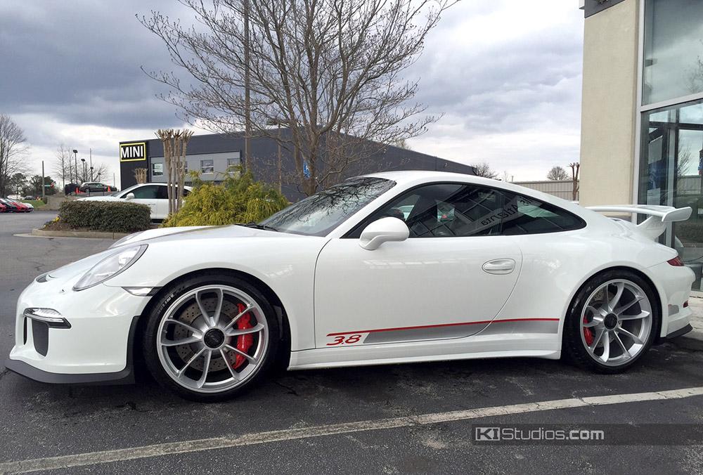 Porsche 991 Gt3 001 Ki Studios