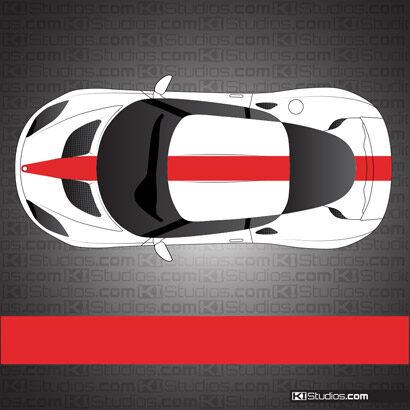 Lotus Evora Stripe Kit 001