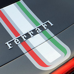 Ferrari Stripes & Decals