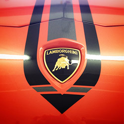 Lamborghini Stripes & Decals