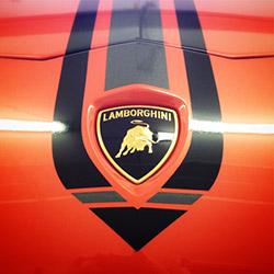 Lamborghini Stripes & Decals