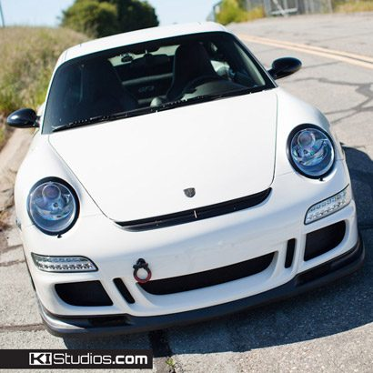 Porsche 997 Headlight Trim
