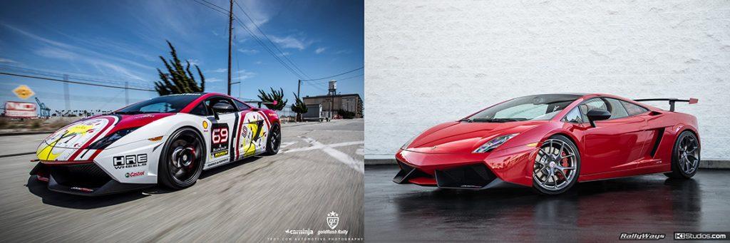 Blancpain Lamborghini Gallardo Super Trofeo Stradale - KI Studios