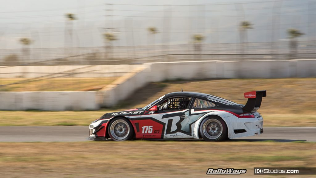 Blackstar Porsche 911 GT3 Cup Car - CFOS / RallyWays