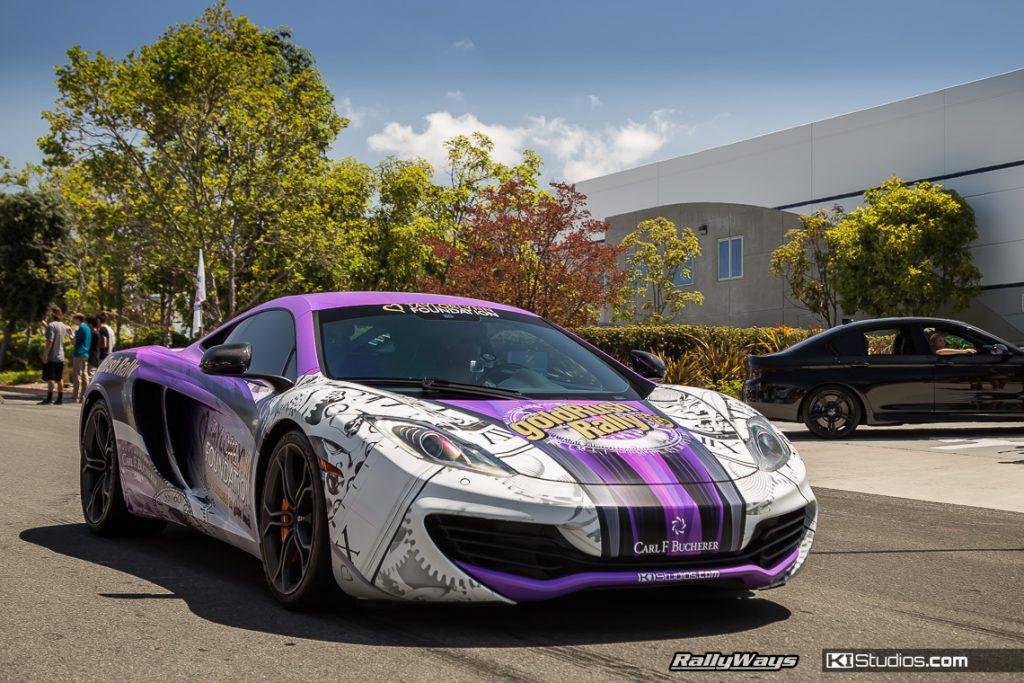 MacLaren Wrap Design - Design, Print, Ship - KI Studios San Diego Car Wraps