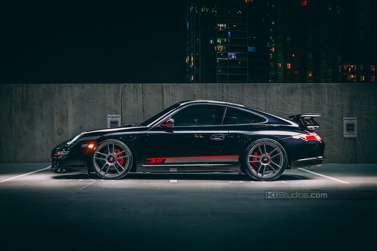 997 Porsche GT3 RS 4.0 Stripes for 997 GT3