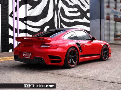 Porsche 550 997 Turbo Stripe Kit 006 2