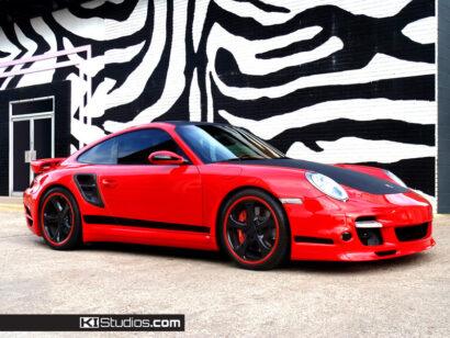 Porsche 550 997 Turbo Stripe Kit 006 3