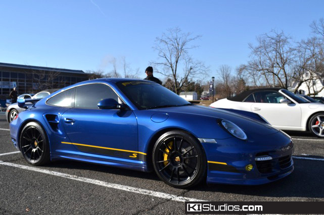 Porsche 997 Turbo 001 Ki Studios