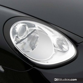 Porsche Boxster 987 Headlight Trim