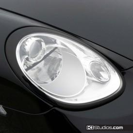 Porsche Boxster 987 Headlight Trim