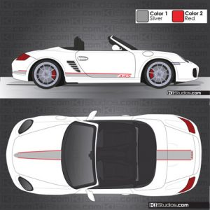 Porsche 987 Boxster Strip Kit 006