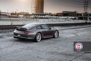 Porsche 991 Carrera Stripe Kit 002 - Sample 2
