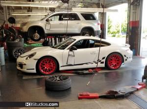 Porsche 991 Carrera Stripe Kit 003 - Sample 2