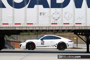 Porsche 991 Carrera Stripe Kit 003 - Sample 4