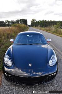 Porsche Cayman Headlight Trim 1
