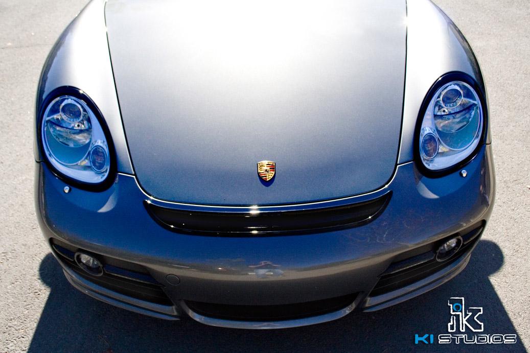 Porsche Cayman 987 Headlight Trim Ki Studios