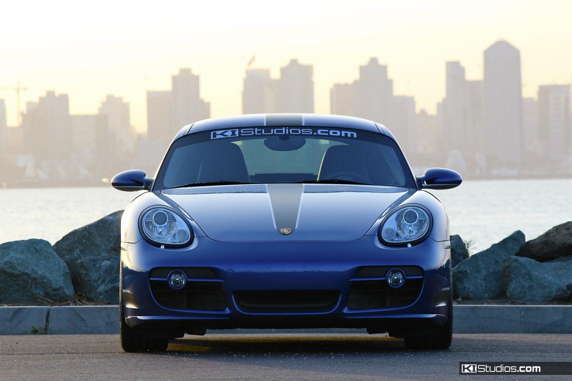 Car Wraps Cost >> KI Studios Full Stripes in 2 Colors for Porsche 987 Cayman S