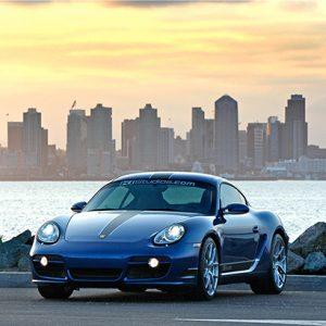Porsche 987 Cayman