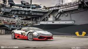 Lamborghini Huracan Wrap