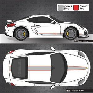 GT4 Stripe kit 005