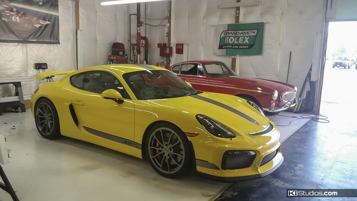 Ki Studios 005 Stripe Kit For Top And Sides Of Porsche