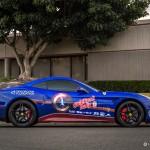 Captain America Wrap