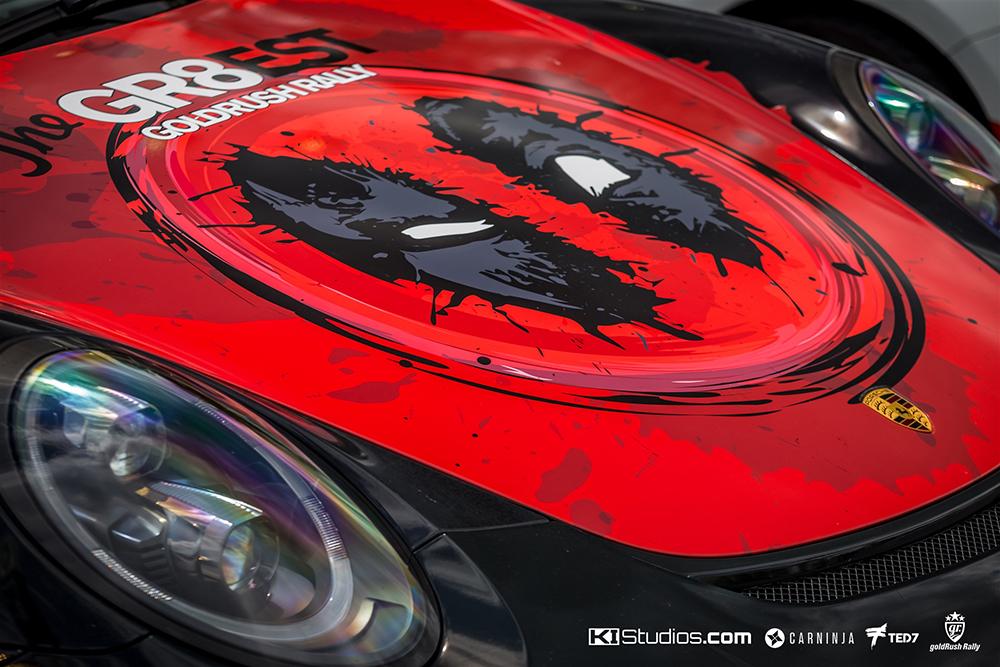 Super Hero Super Car Wraps Ki Studios