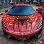 Spiderman Wrap