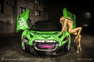 The Hulk Wrap