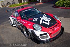 Craig Blackstar Porsche 911 GT3 Cup