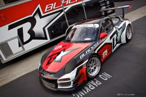Blackstar 911 GT3 Cup