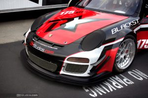 Blackstar Racing Porsche