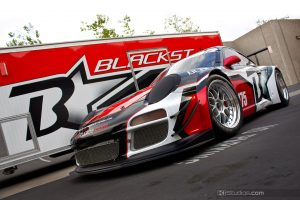 Blackstar Rob Porsche 911 GT3 Cup