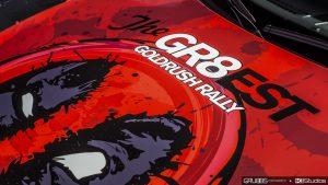 Deadpool Porsche 911 GT3 - KI Studios