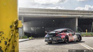 Deadpool Porsche 991 GT3