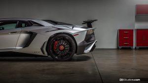 Lamborghini Aventador SV O'Gara - San Diego Car Wraps