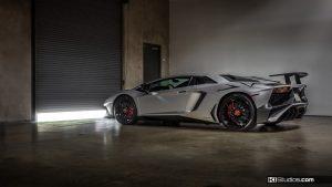 Lamborghini Aventador SV Rear 3 Quarter - KI Studios