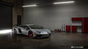 Lamborghini Aventador Superveloce O'Gara - KI Studios San Diego Car Wraps