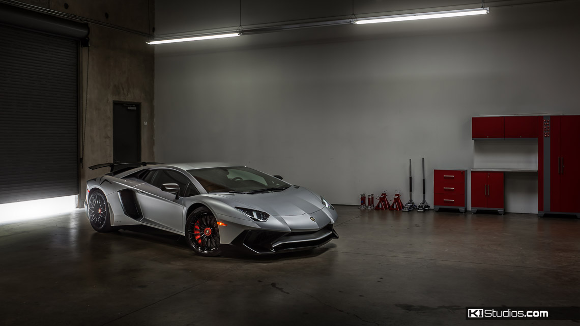 O Gara Lamborghini Aventador Sv Paint Protection Ki Studios