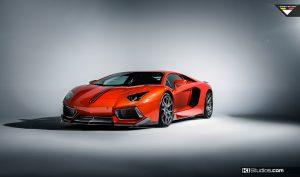 Lamborghini Aventador Vorsteiner KI Studios