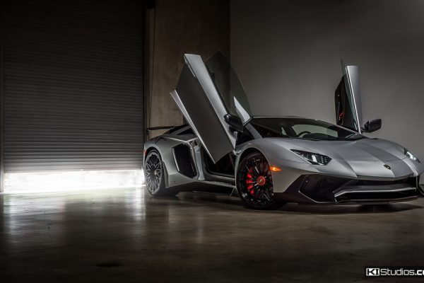 O'Gara Lamborghini Aventador SV Full Protective Clear Film