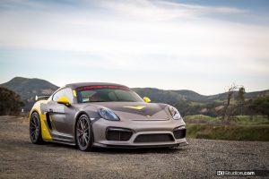Porsche 981 Cayman GT4 Vorsteiner Graphics 9