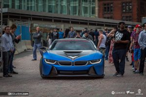 Vorsteiner BMW i8 Gold Rush Rally 2016